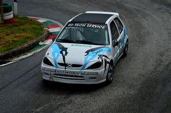 Valerio lappani (Citroen Saxo # 73), CAMPIONATO ITALIANO VELOCITÀ MONTAGNA
