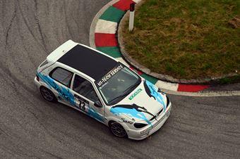 Valerio Lppani (Citroen Saxo # 73), CAMPIONATO ITALIANO VELOCITÀ MONTAGNA