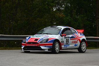 Waifro Lenisa (Sport Image – Ford Puma S1600 # 99), CAMPIONATO ITALIANO VELOCITÀ MONTAGNA
