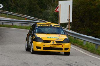 Marcello Macalli (Vimotorsport –Renault Clio – 114), CAMPIONATO ITALIANO VELOCITÀ MONTAGNA