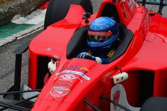 Paride Macario (Speed Motor   Lola Evo Jud # 3), CAMPIONATO ITALIANO VELOCITÀ MONTAGNA