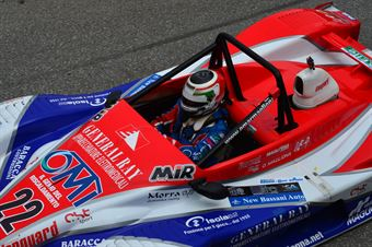 Omar Magliona (GST Sport – osella PA 21S Evo # 22), CAMPIONATO ITALIANO VELOCITÀ MONTAGNA