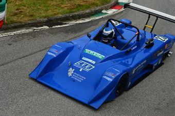 Renzo Maggiani (Osella PA 20S # 23), CAMPIONATO ITALIANO VELOCITÀ MONTAGNA