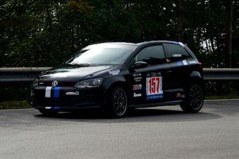 Andrea Marchesani (Autoisport Abruzzo – VW Polo 6R # 157), CAMPIONATO ITALIANO VELOCITÀ MONTAGNA