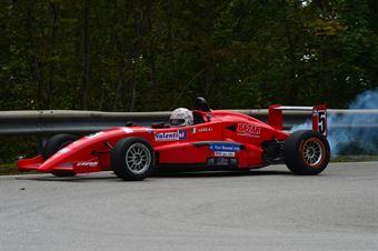 Luca Mazzalai (Formula Azzurra # 5), CAMPIONATO ITALIANO VELOCITÀ MONTAGNA