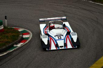 Renzo Meneghetti (Vimotorsport – Lucchini BMW # 13), CAMPIONATO ITALIANO VELOCITÀ MONTAGNA