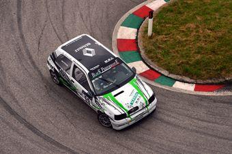 Denis Mezzacasa (Vimotorsport – Renault Clio Williams # 53), CAMPIONATO ITALIANO VELOCITÀ MONTAGNA