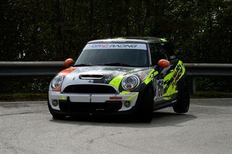 Oronzo Montanaro (Fasano Corse   Mini Coopermnb S Turbo # 156), CAMPIONATO ITALIANO VELOCITÀ MONTAGNA