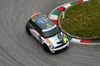 Oronzo Montanaro (Fasano Corse – Mini Cooper S Turbo # 156), CAMPIONATO ITALIANO VELOCITÀ MONTAGNA