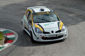 Manuel Morocutti (Piloti Forlivesi – Opel Astra Kit Car # 54), CAMPIONATO ITALIANO VELOCITÀ MONTAGNA