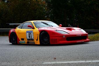 Piero Nappi (Ferrari 550 Maranello # 41), CAMPIONATO ITALIANO VELOCITÀ MONTAGNA
