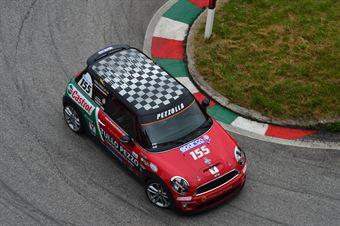 Ivan Pezzolla (Vesuvio – Mini Cooper S Turbo # 155), CAMPIONATO ITALIANO VELOCITÀ MONTAGNA