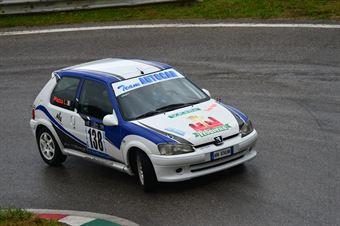 Lorenzo Piazza (Halley Racing team – Peugeot 106 # 138), CAMPIONATO ITALIANO VELOCITÀ MONTAGNA