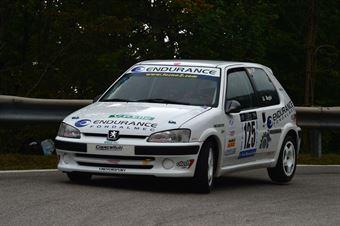 Giovanni Regis (Vimotorsport – Peugeot 106 rally # 125), CAMPIONATO ITALIANO VELOCITÀ MONTAGNA