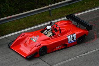 Renato Sartoretto (Vimotorsport – Osella PA 20S # 15), CAMPIONATO ITALIANO VELOCITÀ MONTAGNA