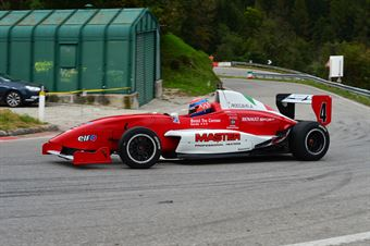 Karim Sartori (Real Motorsport – Formula renault # 4), CAMPIONATO ITALIANO VELOCITÀ MONTAGNA