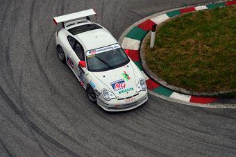 Guido Sgheri (Pistoia Corse – Porsche 996 GT3 Cup # 39), CAMPIONATO ITALIANO VELOCITÀ MONTAGNA