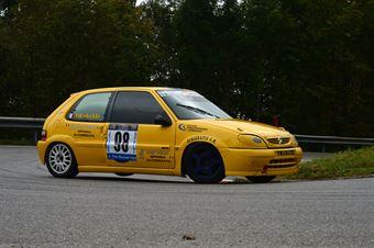 Alessandro Gaio (Vimotorsport – Renault Clio Super 1600 # 98), CAMPIONATO ITALIANO VELOCITÀ MONTAGNA
