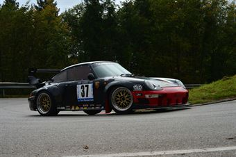 Federico Trovo (Mach 3 Sport – Porsche 911 # 37), CAMPIONATO ITALIANO VELOCITÀ MONTAGNA