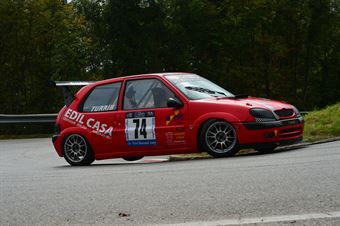 Tiziano Turrin (Halley Racing Team – Citroen Saxo # 74), CAMPIONATO ITALIANO VELOCITÀ MONTAGNA