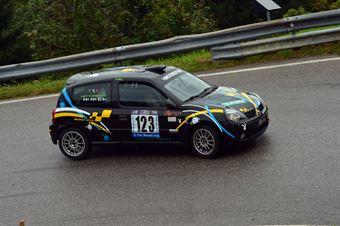 Flavio Vettoretto (Vimotorsport – Renault Clio RS # 123), CAMPIONATO ITALIANO VELOCITÀ MONTAGNA