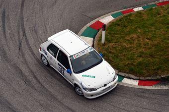 Roberto Zadra (Destra 4S – Peugeot 106 # 102), CAMPIONATO ITALIANO VELOCITÀ MONTAGNA