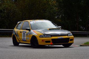 Zio Fester (Honda Civic # 77), CAMPIONATO ITALIANO VELOCITÀ MONTAGNA