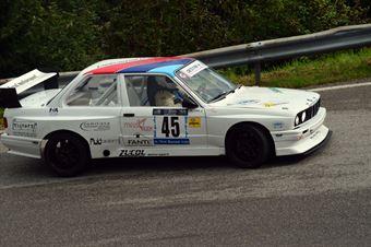 Claudio Zucol (Destra 4AS – BMW 325 # 45), CAMPIONATO ITALIANO VELOCITÀ MONTAGNA