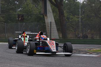 Matteo Desideri (Antonelli Motorsport,Tatuus F.4 T014 Abarth #44), ITALIAN F.4 CHAMPIONSHIP POWERED BY ABARTH