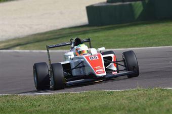 Sennan Fielding (Euronova Racing by Fortec Italia Motorsport, Tatuus F.4 T014 Abarth #85) , ITALIAN F.4 CHAMPIONSHIP POWERED BY ABARTH