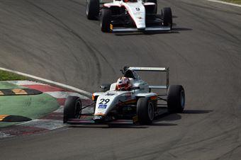 Jonathan Giudice (Diegi Motorsport,Tatuus F.4 T014 Abarth #29), ITALIAN F.4 CHAMPIONSHIP POWERED BY ABARTH