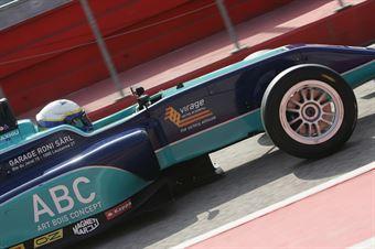 Edi Haxhiu (Cram Motorsport Srl, Tatuus F.4 T014 Abarth #19), ITALIAN F.4 CHAMPIONSHIP POWERED BY ABARTH