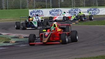 Leonardo Pulcini ( DAV Racing,Tatuus F.4 T014 Abarth #4), ITALIAN F.4 CHAMPIONSHIP POWERED BY ABARTH