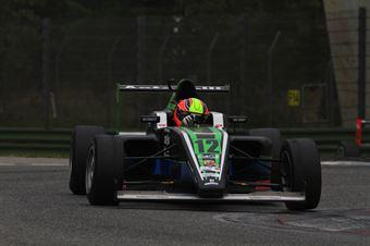 Andrea Russo (Antonelli Motorsport Srl,Tatuus F.4 T014 Abarth #12), ITALIAN F.4 CHAMPIONSHIP POWERED BY ABARTH