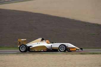 Robert Shwartzman (Cram Motorsport Srl, Tatuus F.4 T014 Abarth #26), ITALIAN F.4 CHAMPIONSHIP POWERED BY ABARTH