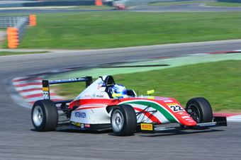 Adria Winter Trophy   Ralf Aron (Prema Power Team), ITALIAN F.4 CHAMPIONSHIP POWERED BY ABARTH