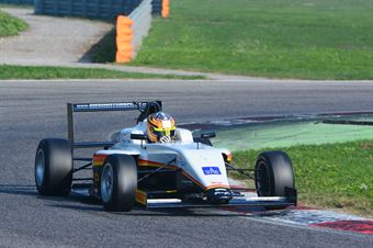 Adria Winter Trophy   Jan Dalgard Jonk (DieGi Motorsport), ITALIAN F.4 CHAMPIONSHIP POWERED BY ABARTH
