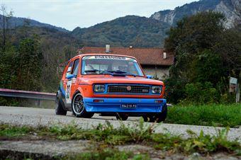 Luciano Chivelli Lorena Chivelli (Fiat 127 # 33), CAMPIONATO ITALIANO RALLY AUTO STORICHE