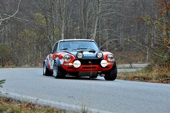 Maurizio Finati Roberto Finati (Fiat 124 Abarth # 25), CAMPIONATO ITALIANO RALLY AUTO STORICHE