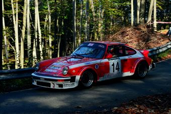 Antonio Forato Christian Crocco (Rubicone Corse – Porsche # 14), CAMPIONATO ITALIANO RALLY AUTO STORICHE