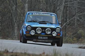 Riccardo Loro Andrea Marangon Team Bassano – Autobianchi A 112 Abarth # 35), CAMPIONATO ITALIANO RALLY AUTO STORICHE