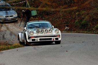 Carlo Eugenio Marenzana Claudio Quaranti (Porsche 911 SC # 12), CAMPIONATO ITALIANO RALLY AUTO STORICHE
