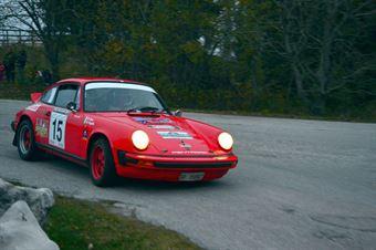 Maurizio Pagella Roberto Brea (Rododendri Historic Rally – Porache 911 SC # 15), CAMPIONATO ITALIANO RALLY AUTO STORICHE