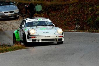 Nicola Patuzzo Giuseppe Borgo (Due Gi Sport – Porsche 911 SC # 10), CAMPIONATO ITALIANO RALLY AUTO STORICHE