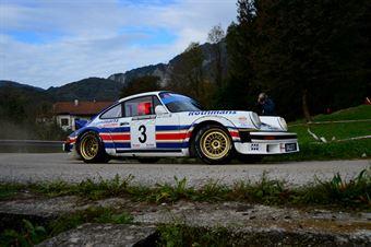 Luigi Zampaglione Roberto Consiglio (Porsche 911 SC # 3), CAMPIONATO ITALIANO RALLY AUTO STORICHE