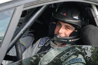 Giacomo Scattolon, Fabio Grimaldi (Peugeot 208 R2B, #33 Road Runner Team, CAMPIONATO ITALIANO RALLY