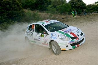 Nicol? Marchioro, Marco Marchetti (Renault Clio R3, #109) Power Car Team, CAMPIONATO ITALIANO RALLY