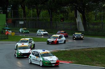 Istvan Minach (Autostar, Renault New Clio B24H2.0 #207) , TCR ITALY TOURING CAR CHAMPIONSHIP