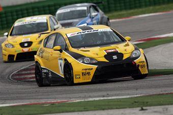 Busnelli Moccia (DTM Motorsport,SEAT LeonLong Run B 2.OT #1), TCR ITALY TOURING CAR CHAMPIONSHIP
