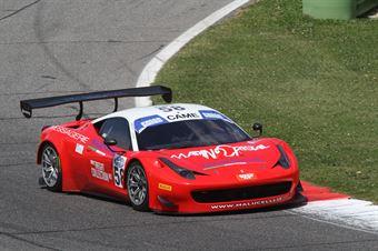 Galassi Rizzuto (Team Malucelli,Ferrari 458 Italia GT3 #58), TCR ITALY TOURING CAR CHAMPIONSHIP